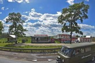 Московское шоссе - м. Купчино