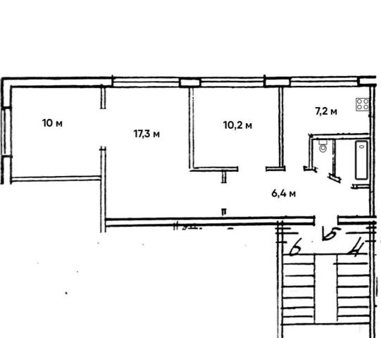 Аренда 3х к. квартиры Гражданский пр-кт, 114 - фото 2 из 10