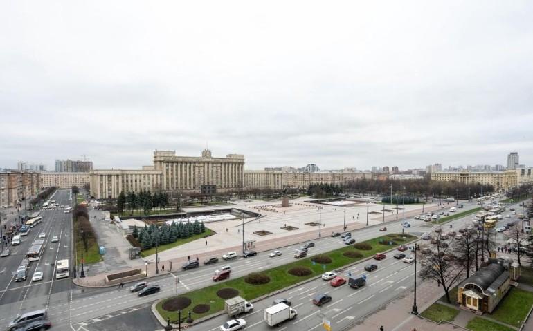 Аренда 2х к. квартиры Московский пр-кт - фото 2 из 9