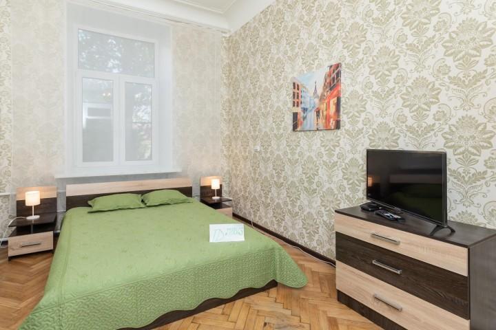 Аренда 2х к. квартиры ул. Новгородская, 3 - фото 1 из 12