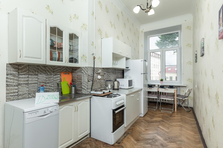 Аренда 2х к. квартиры ул. Новгородская, 3 - фото 6 из 12