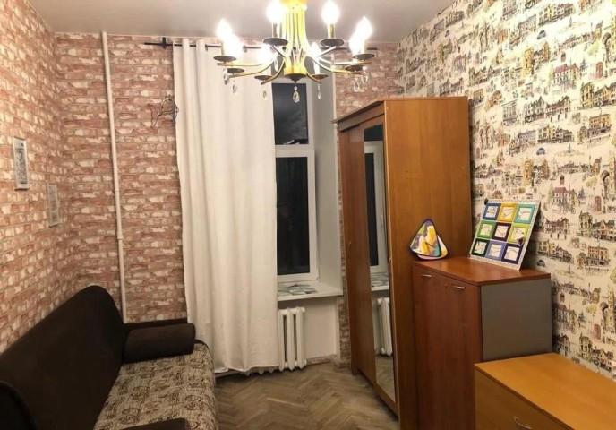 Аренда комнаты линия 14-я В.О., 11 - фото 9 из 10