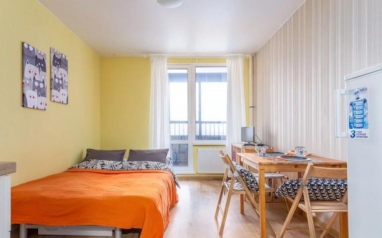 Продажа 1 к. квартиры б-р Александра Грина, 1 - фото 1 из 4