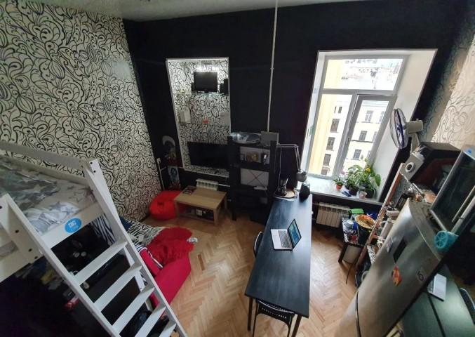 Продажа комнаты пр-кт Большой П.С., 46 - фото 1 из 2