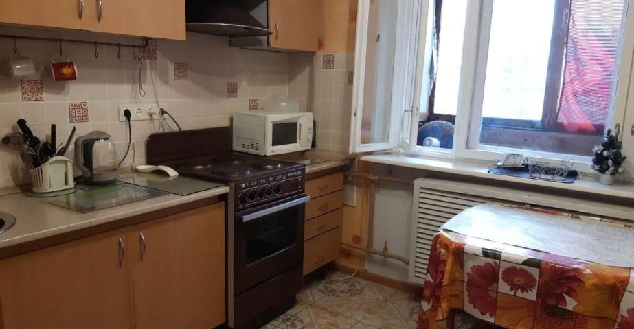 Продажа 1 к. квартиры ул. Джона Рида, 10 корп. 1 - фото 1 из 3