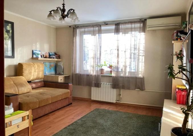 Продажа 1 к. квартиры ул. Хабаровская, 10 - фото 1 из 3
