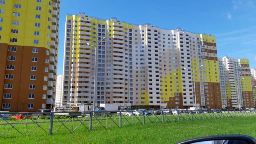 Продажа 1 к. квартиры пр-кт Королёва, 64 корп. 1 - фото 1 из 14