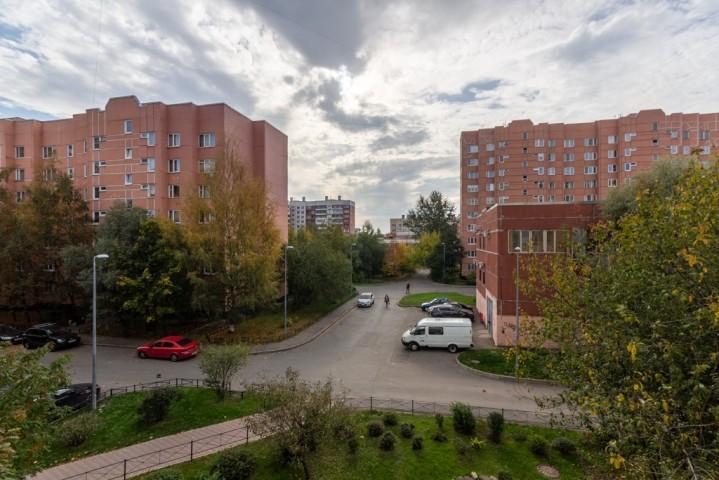 Продажа 3х к. квартиры ул. Гаккелевская, 18 корп. 3 - фото 10 из 10