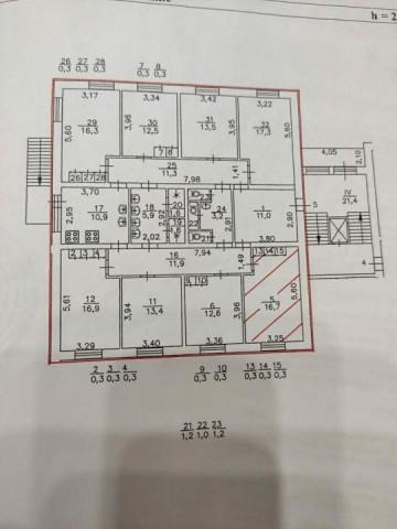 Продажа комнаты Искровский пр-кт, 6 корп. 2 - фото 5 из 5