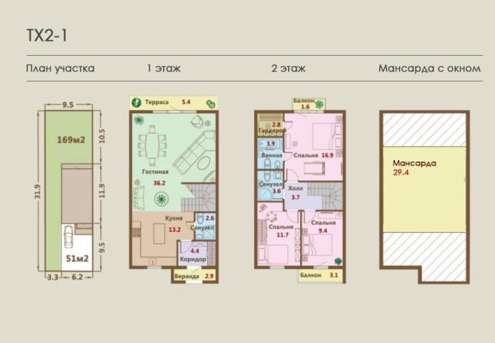 Продажа дома деревня Верхние Венки, ул. Мельничная, 2 - фото 7 из 7