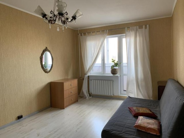 Аренда комнаты ул. Маршала Казакова, 28 корп. 1 - фото 1 из 4
