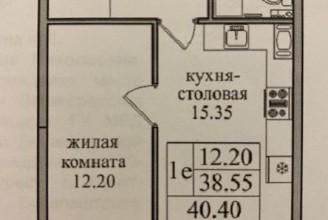 ул. Фёдора Абрамова - м. Парнас