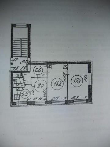 Продажа 3х к. квартиры ул. Партизана Германа - фото 4 из 6