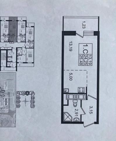 Продажа 1 к. квартиры ул. Адмирала Черокова, 22 - фото 4 из 6
