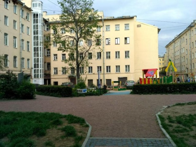 Продажа 3х к. квартиры ул. 12-я Красноармейская, 12 - фото 1 из 5