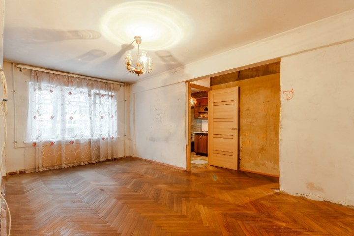 Продажа 2х к. квартиры ул. Буренина, 6 - фото 1 из 16