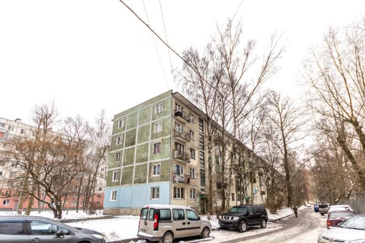 Продажа 2х к. квартиры ул. Буренина, 6 - фото 15 из 16