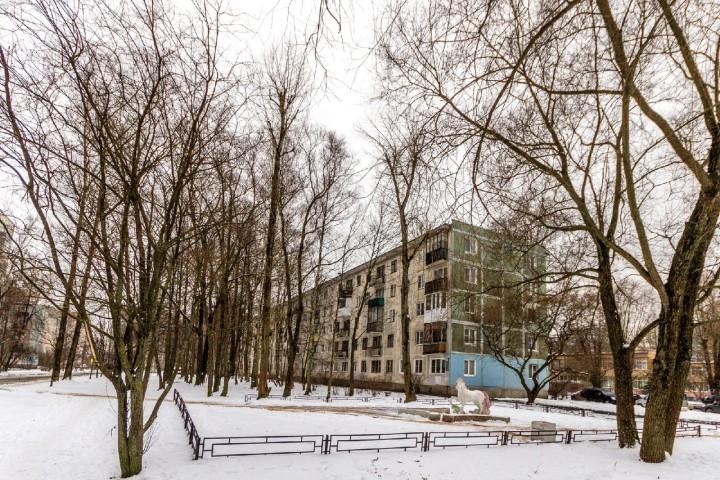 Продажа 2х к. квартиры ул. Буренина, 6 - фото 16 из 16