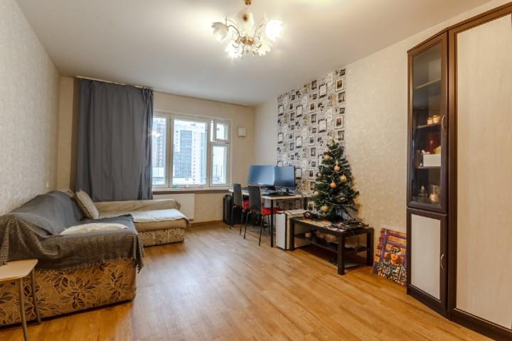 Продажа 1 к. квартиры ул. Коллонтай, 6 корп. 2 - фото 3 из 16
