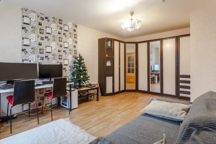 Продажа 1 к. квартиры ул. Коллонтай, 6 корп. 2 - фото 4 из 16