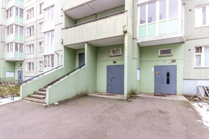 Продажа 1 к. квартиры ул. Коллонтай, 6 корп. 2 - фото 13 из 16
