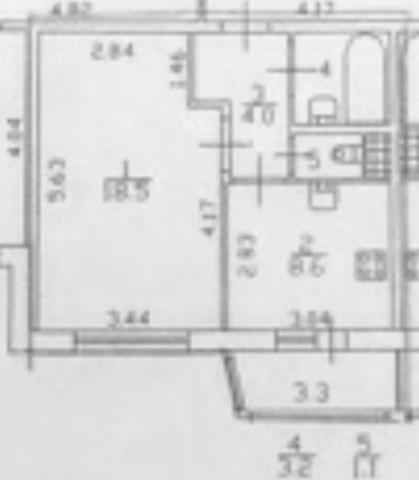 Продажа 1 к. квартиры ул. Коллонтай, 6 корп. 2 - фото 16 из 16