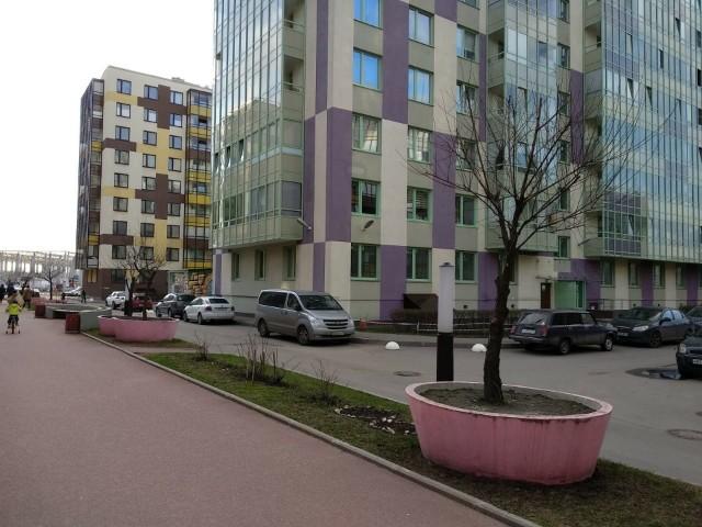 Аренда 2х к. квартиры г Кудрово, ул. Центральная, 52 корп. 1 - фото 9 из 11