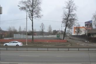 г Пушкин, Московское шоссе