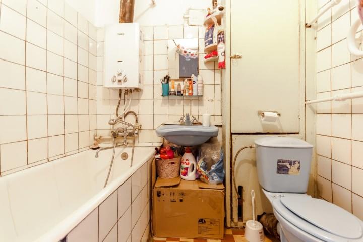 Продажа 1 к. квартиры пр-кт Тореза, 102 корп. 5 - фото 7 из 13