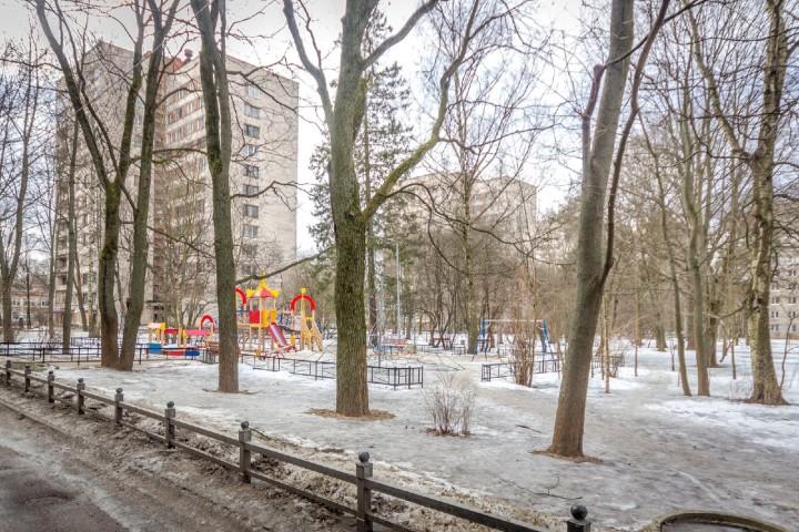 Продажа 1 к. квартиры пр-кт Тореза, 102 корп. 5 - фото 12 из 13
