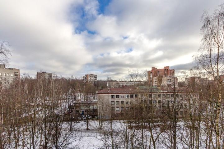 Продажа 1 к. квартиры пр-кт Тореза, 102 корп. 5 - фото 13 из 13