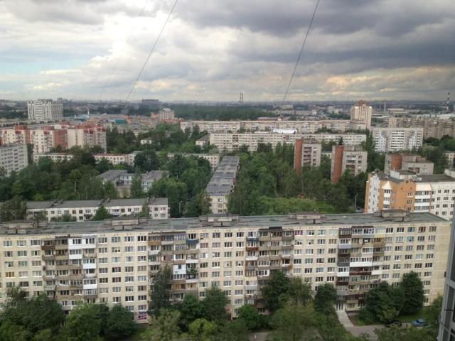 Аренда 1 к. квартиры ул. Белы Куна, 1 корп. 1 - фото 17 из 18