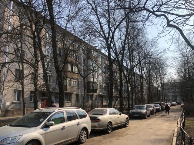 Продажа 1 к. квартиры ул. Кубинская, 38 корп. 1 - фото 8 из 9