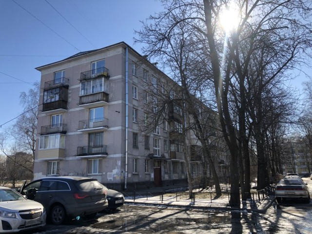 Продажа 1 к. квартиры ул. Кубинская, 38 корп. 1 - фото 9 из 9