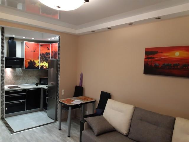 Аренда 1 к. квартиры ул. Орджоникидзе, 59 корп. 2 - фото 2 из 10