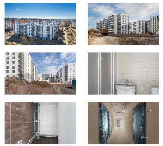 Продажа 1 к. квартиры ул. Генерала Кравченко, 3 корп. 1 - фото 3 из 5