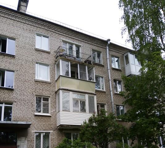 Аренда 1 к. квартиры г Петергоф, ул. Дашкевича, 9 - фото 1 из 9