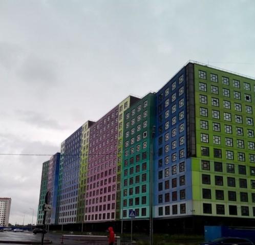 Продажа 1 к. квартиры г Мурино, ул. Шоссе в Лаврики, 63 - фото 1 из 3