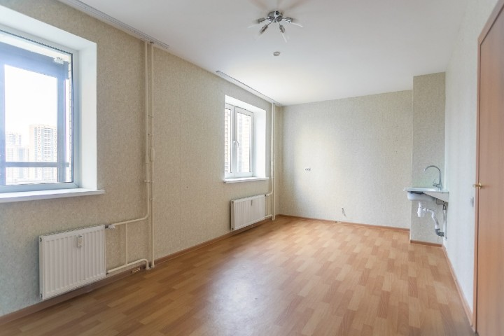 Продажа 2х к. квартиры ул. Заречная, 45 корп. 2 - фото 2 из 11